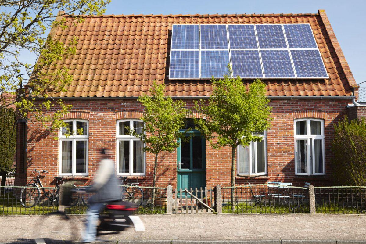 Slimme (digitale) meters en zonnepanelen